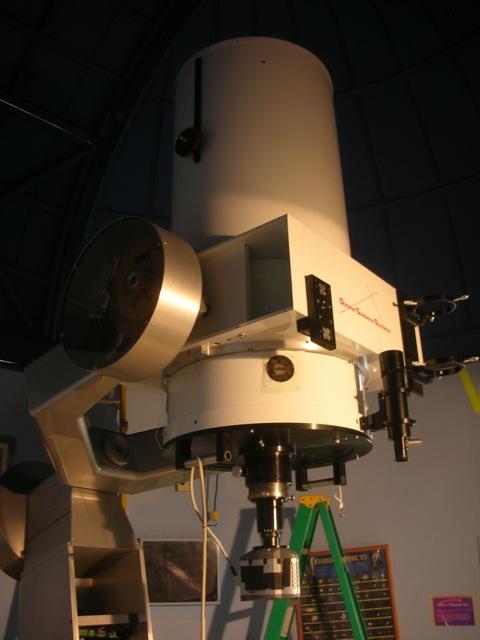 Leeward Community College Observatory