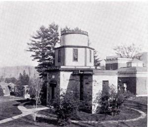 Hopkins Observatory 1904