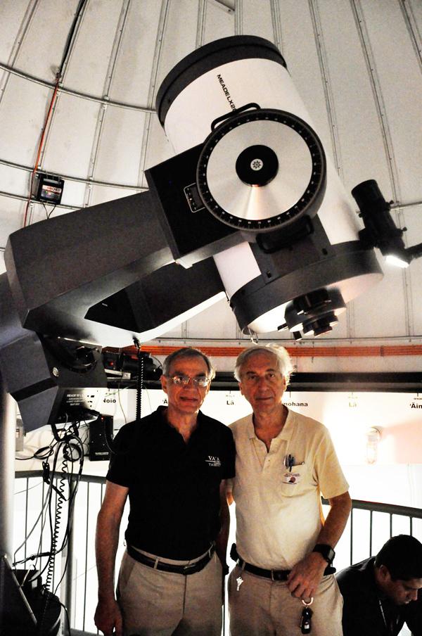 Joseph E Ciotti and Jay Pasachoff