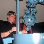 planetarium installation