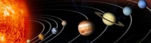 sun planets banner
